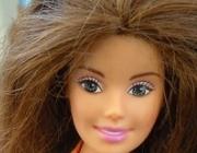 Moje Barbie.