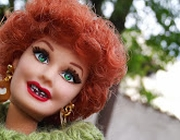 Barbie na kozetce…